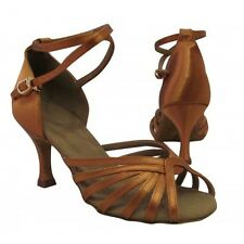 HENRYG 2014 New Design Women Latin Dance Sandals, Satin many colors,HGB-23391