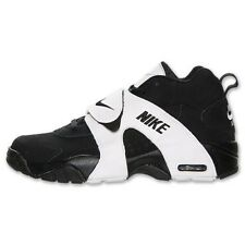 RARE! NIke Air Veer (GS) Youth Cross Trainer Athletic 599213-001 BLACK WHITE
