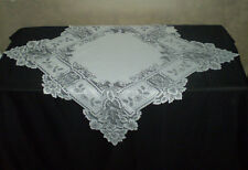 "Heritage Lace 36"" Heirloom Table Topper"
