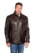 Marc New York by Andrew Marc Men's Neptune Leather Jacket
