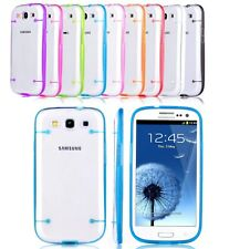Ultra Thin Transparent Crystal Clear Hard Case For Samsung Galaxy SIII S3 i9300