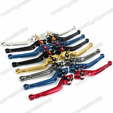 Long Folded Brake Clutch Levers Honda CBR250R CBR300R CBR500R CB500F/X 2013 2014