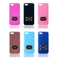 6 Color NEW MK Hard Case Cover For Apple iPhone 4 4G 4S 5 5G 5S 5C MK