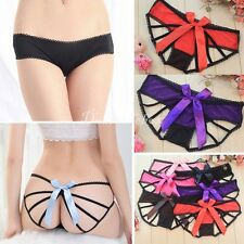 Women G-string Thongs Underwear Panties Briefs Butterfly Knickers Lingerie dint