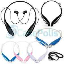 Wireless Headset Bluetooth Cell Phone Earphone For HTC Samsung iPhone LG Android