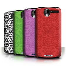 STUFF4 Back Case/Cover/Skin for HTC Desire G7/Insect Pattern