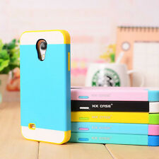 Fine Hybrid Impact Hard Case Cover Skin for Samsung Galaxy S4 mini i9190 i9500