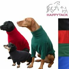 New Polo neck fleece Hotterdog Hotter Dog coat Black Blue Green Red Jumper