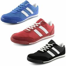 New Mens Air Tech Lace Up Walking Sports Trainers Sneaker Shoes Size UK 7-11