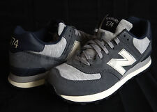New Balance ML574PGW Pennant Pack Grey Navy Men's Classic Sneaker Limited
