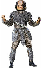 LICENSED DELUXE PREDATOR COSTUME ADULT MENS WOMENS ALIEN SCARY HALLOWEEN