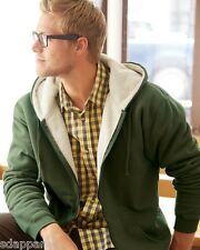 Independent Trading Co. - Sherpa Lined Full-Zip Hooded Sweatshirt - EXP40SHZ