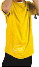 Lords Men's Round Neck Yellow T-Shirt - Cotton