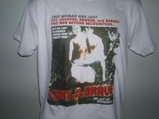 I SPIT ON YOUR GRAVE FILM TSHIRT,  CULT FILM , HORROR FILMS,  ALL SIZES