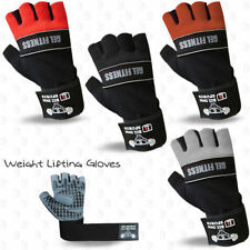 Weight Lifting Gloves Gym Body Building Fitness Glove Gel Protection S,M,L,XL