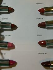 AVON BEYOND COLOR BEYONDCOLOR NUTRALUSH LIPSTICK TWIG OR SIENNA CHOICE NOS