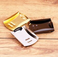 Wholesale Lots Man Blank Double Sided Credit Card Holder Wallet Money Clip B3