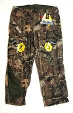 Camo Browning XPO Big game wind / waterproof  trousers hunting men's sportswear
