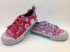 Chooze Favorite, Purple Passion Girly Sneakers. Sz: 5T,6T,7T,8T,10T,11T,12Y,2Y