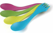 Original Light my Fire SPORK Camping Cutlery Army KFS Genuine ALL COLOURS