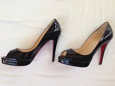 New Louboutin Prive Heels Size 37