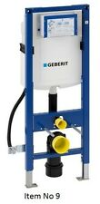 Geberit Flushing Frames Duofix for Wall Hung WC UP320 UP200 UP720 - Professional