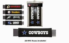 NFL NEW Car / Truck Seat Belt Pad (Pack of 2) - CHOOSE YOUR TEAM