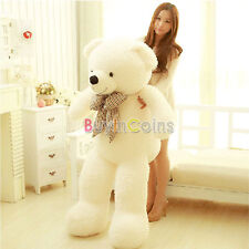 On Sale 70-160CM Giant Big Cute Plush Stuffed Teddy Bear Huge Soft Toy Best DH