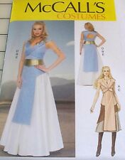 McCalls 6941 Misses Fantasy Roman Game of Thrones Costume Sewing Pattern 2014