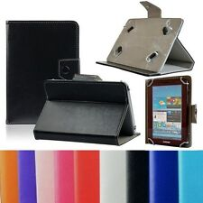 """7"""" Azpen A740 A727 A721 A701 A720 Tablet case Folding folio leather cover stand"""