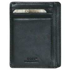 New Dopp Men's Regatta Front Pocket Getaway Credit Card Wallet