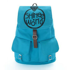 HOT Sale EXO SUPER JUNIOR BIGBANG 2PM G-DRAGON CANVAS SCHOOL BAG BACKPACK KPOP