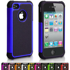 Hard Silicone Shock Proof Defender Phone Case Cover For Apple iPhone 4/4G/4S