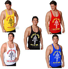 GOLD'S GYM WESTE, ✔S-XXL Golds Gym Stringer Tank Top ✔ Freie Porto