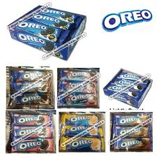 Kraft Oreo Chocolate Family Cookies 7 Flavors New Limited Editions Worldwide