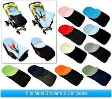 UNIVERSAL PUSCHAIR FOOTMUFF COSY TOES FITS CAR SEAT PEBBLE CABRIO / MAXI COSI