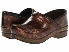 Women's Dansko Professional Brown Textured Clogs Casual Shoes 506067878 Sz 37-41