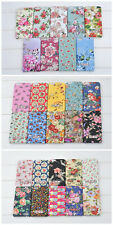 Cute Fancy Vintage retro flowers Floral Pattern Cover Skin case for iPhone 5C