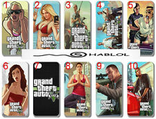 New Durable GTA Grand Theft Auto Case for iPhone 3G 4G 5G 5C Galaxy S3 S4 S5