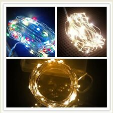 3M Copper Wire AA Battery Powered 30 LED String Fairy Light Xmas Party Decor