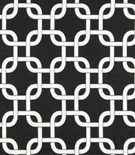 Chain Link Gotcha interlocking links fabric upholstery drapery in 18 colors