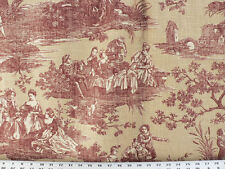 "3""x6""  Samples - Toile Designs -  Various Patterns and Colors"