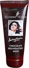 Shahnaz Husain Chocolate Rejuvenating face Mask 100g with castor oil cocoa seed