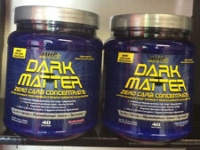 MHP Dark Matter Zero Carb 40 servings Post-Workout CHOOSE FLAVOR NEW and SEALED