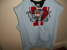 Mens Nike Sleeveless Hooded Sweat Top Sizes S, L