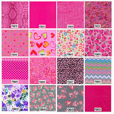 Decopatch Decoupage Printed Paper Pink Patterns