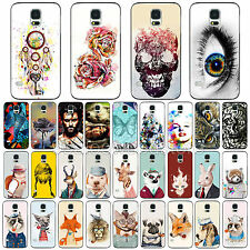 Markdown Hot Cute Animal Hard Back Case Cover Skin for  Samsung Galaxy S3 S4 S5