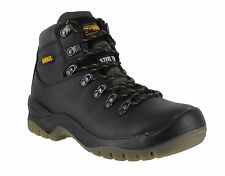 DeWalt Mens Heavy duty Steel Toe S3 Safety work boots Sizes 7 to 12