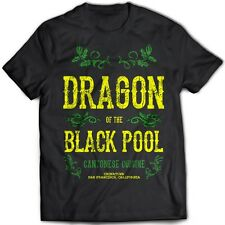 9215 DRAGON OF THE BLACK POOL T-SHIRT inspired by Big Trouble In Little China