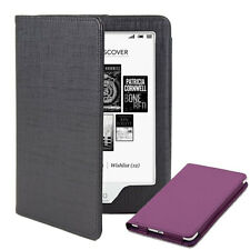 "Flip Folding Leather Case Cover For Kobo Glo 6"" eReader Tablet"